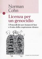 Licenza per un genocidio - Norman Cohn