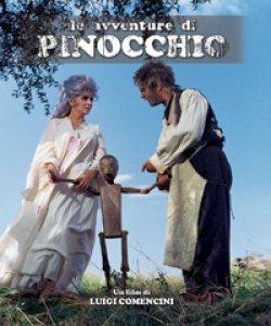 Copertina di 'Le avventure di Pinocchio (Blu-ray)'