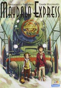 Copertina di 'Maydala Express'