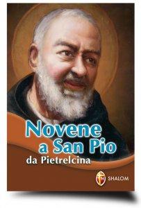 Copertina di 'Novena a san Pio da Pietrelcina'