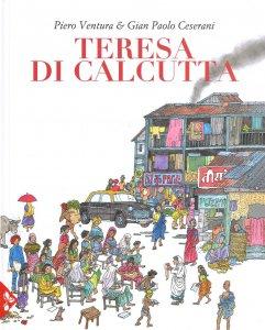 Copertina di 'Teresa di Calcutta'