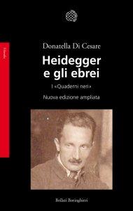 Copertina di 'Heidegger e gli ebrei'