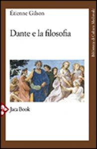 Copertina di 'Dante e la filosofia'