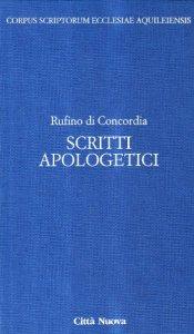 Copertina di 'Scritti apologetici (5/1)'
