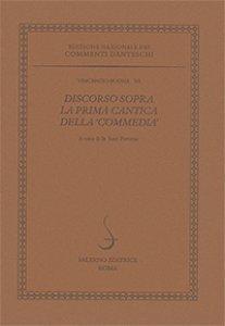 Copertina di 'Discorso sopra la prima cantica della «Commedia»'