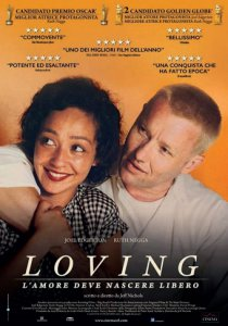 Copertina di 'Loving. L'amore deve nascere libero'
