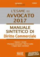 L'esame di Avvocato 2017 - Manuale sintetico di Diritto Commerciale - Redazioni Edizioni Simone