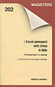 Copertina di 'I diaconi permanenti nella Chiesa in Italia'