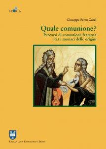 Copertina di 'Quale comunione?'