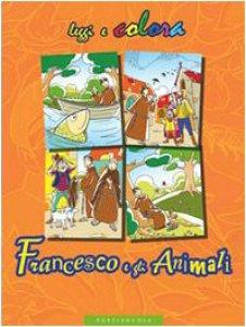 Copertina di 'Francesco e gli animali'