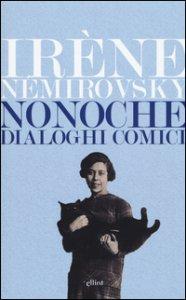 Copertina di 'Nonoche. Dialoghi comici'