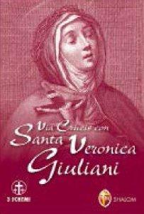 Copertina di 'Via Crucis con Santa Veronica Giuliani (8530)'