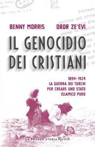 Copertina di 'Il genocidio dei cristiani. 1894-1924'