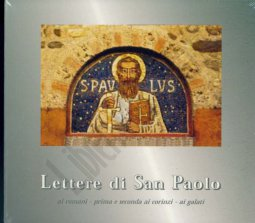 Copertina di 'Lettere di San Paolo (mp3)'