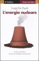 L' energia nucleare - De Paoli Luigi