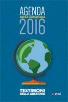 Agenda biblica e missionaria 2016 - Redazione EMI