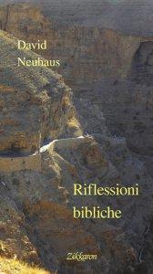 Copertina di 'Riflessioni bibliche'
