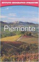 Piemonte. Con atlante stradale tascabile 1:400 000 - Martinengo Luciano,  Dall'Aglio G. Antonio,  Ferraris Roberta