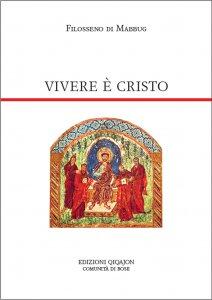 Copertina di 'Vivere è Cristo'