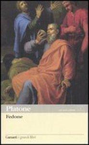 Copertina di 'Fedone. Testo greco a fronte'