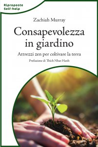 Copertina di 'Consapevolezza in giardino'