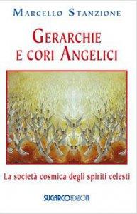 Copertina di 'Gerarchie e cori angelici'