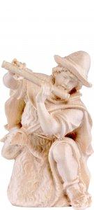 Copertina di 'Pastore inginocchiato H.K. - Demetz - Deur - Statua in legno dipinta a mano. Altezza pari a 11 cm.'