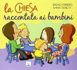 Copertina di 'La Chiesa raccontata ai bambini'