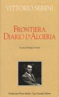 Frontiera - Vittorio Sereni