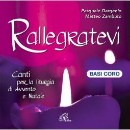 Copertina di 'Rallegratevi - Basi Coro'