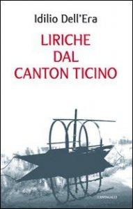 Copertina di 'Liriche dal Canton Ticino'
