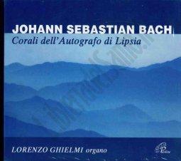 Copertina di 'Corali dell'Autografo di Lipsia [2 cd]'
