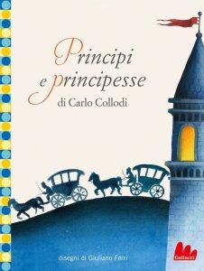 Copertina di 'Principi e principesse'