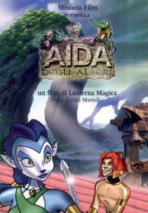 Copertina di 'Aida degli alberi'