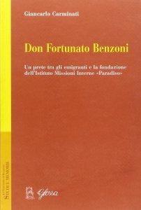 Copertina di 'Don Fortunato Benzoni'