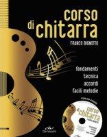 Corso di chitarra. Ediz. a spirale. Con CD Audio - Bignotto Franco