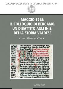 Copertina di 'Maggio 1218: il Colloquio di Bergamo'