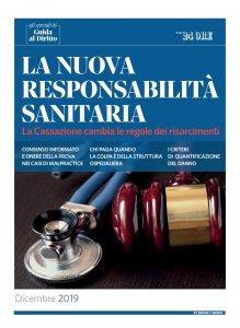 Copertina di 'LA NUOVA RESPONSABILITA' SANITARIA'