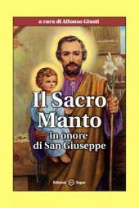 Copertina di 'Il Sacro Manto in onore di san Giuseppe'