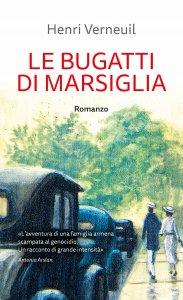 Copertina di 'Le Bugatti di Marsiglia'