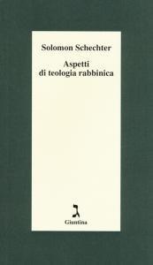 Copertina di 'Aspetti di teologia rabbinica'