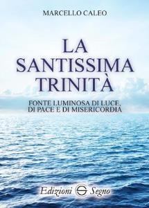 Copertina di 'La Santissima Trinità'