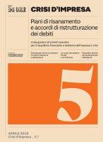 CRISI D'IMPRESA 5 - Piani di risanamento e accordi di ristrutturazione dei debiti - Alessandro Danovi,  Giuseppe Acciaro