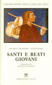 Copertina di 'Santi e beati giovani'