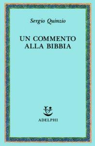 Copertina di 'Un commento alla Bibbia'