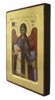 Immagine di 'Icona San Gabriele Arcangelo, produzione greca su legno - 24 x 18 cm'