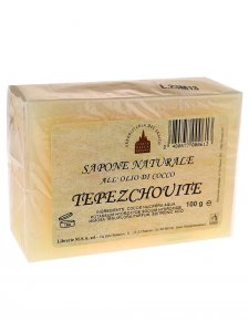 Copertina di 'Sapone al tepezcohuite 100 gr.'