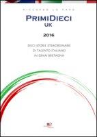 PrimiDieci UK 2016 - Lo Faro Riccardo