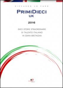 Copertina di 'PrimiDieci UK 2016'
