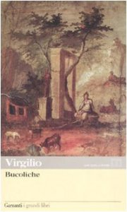 Copertina di 'Bucoliche. Testo latino a fronte'